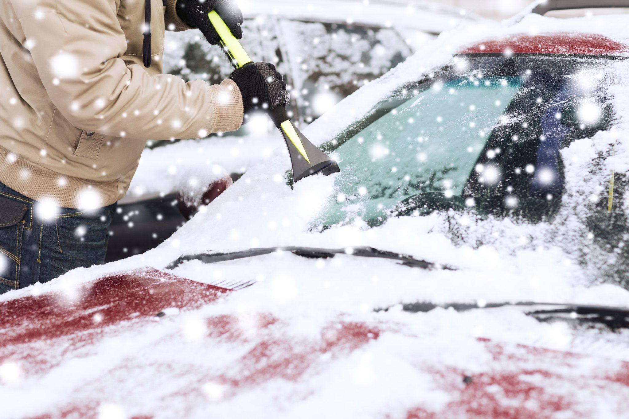 Bien préparer son véhicule pour l'hiver
